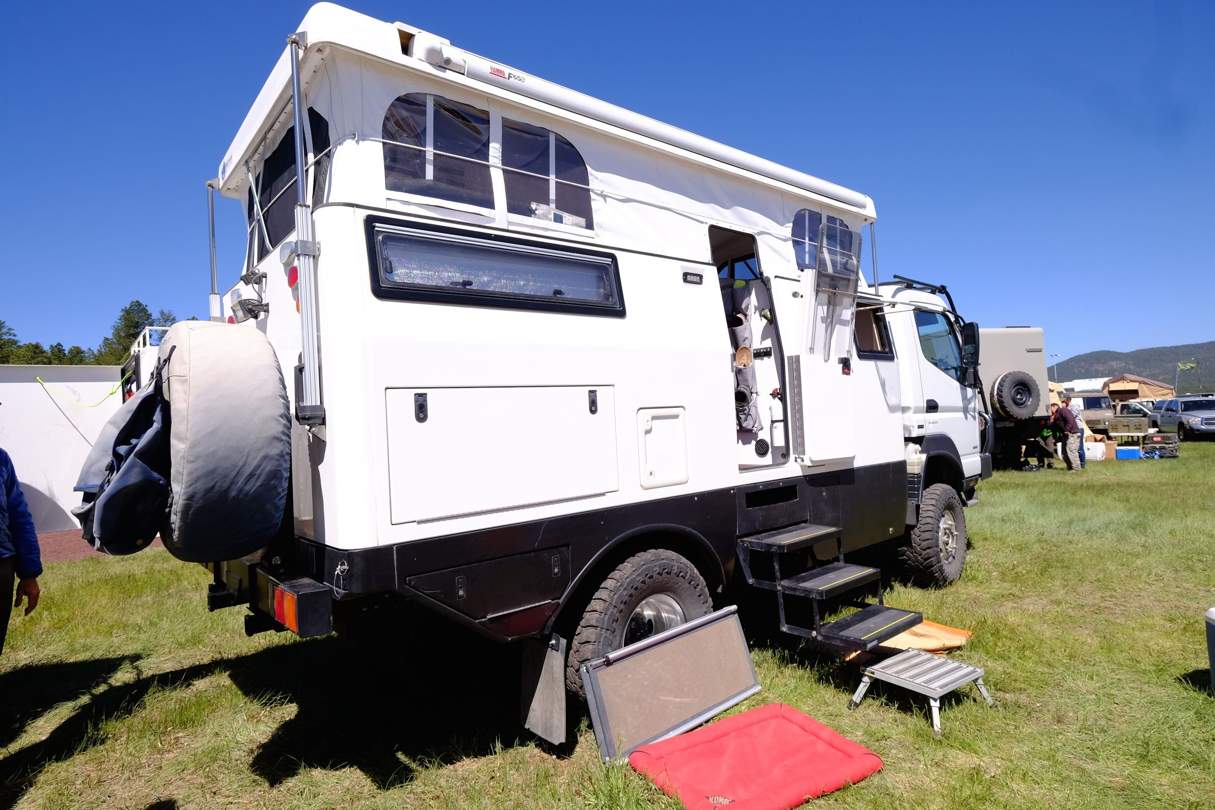 Overland Expo West 2016: The Mobile Abodes