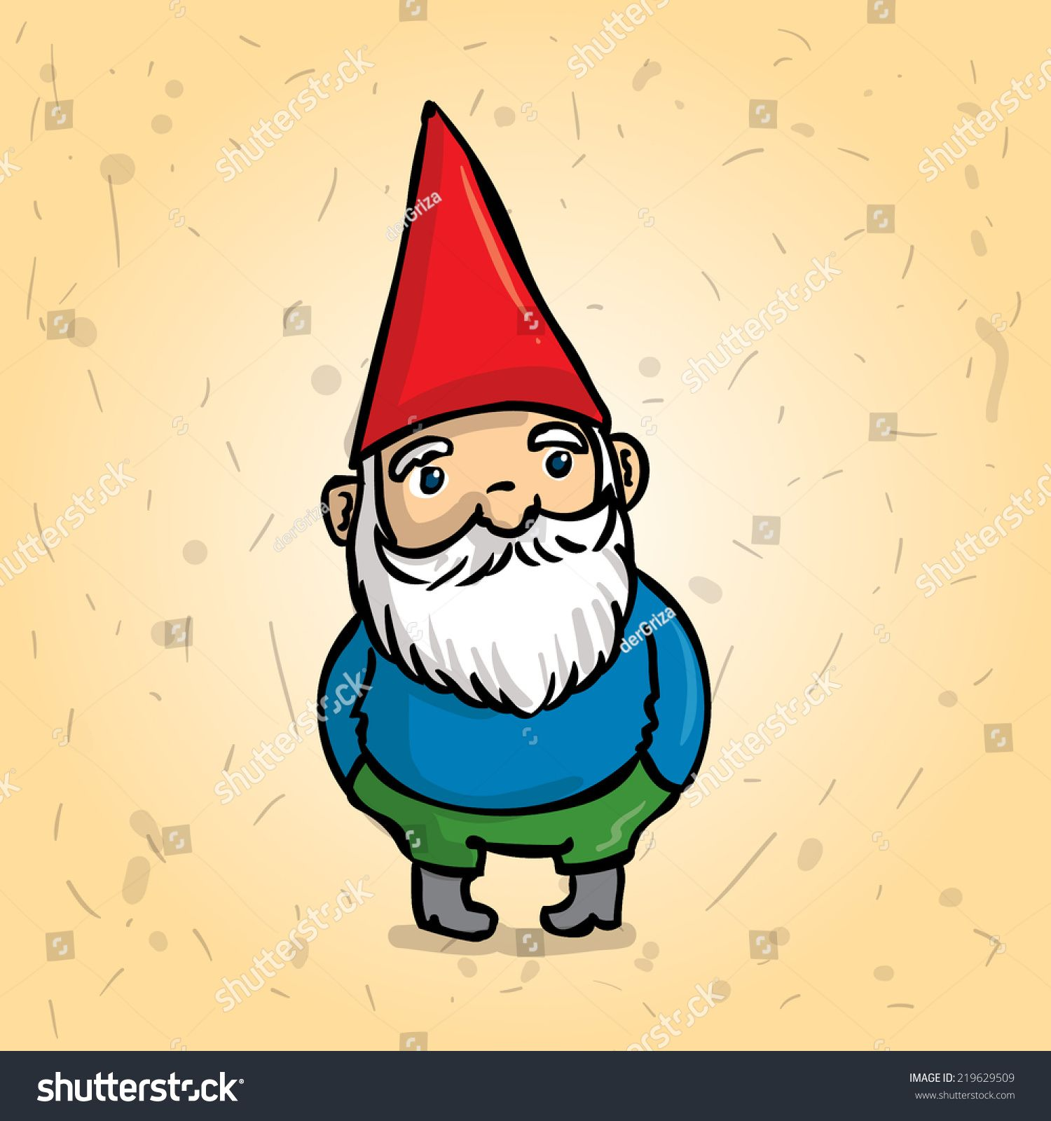 Image result for cute gnome drawings