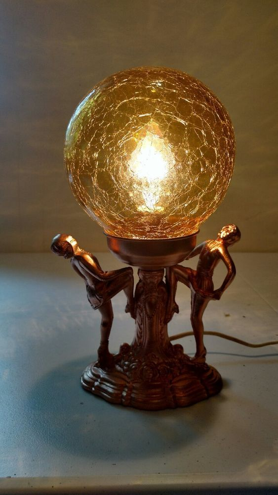 Original Lamps frankart style art deco/nouveau original table lamp | art deco all