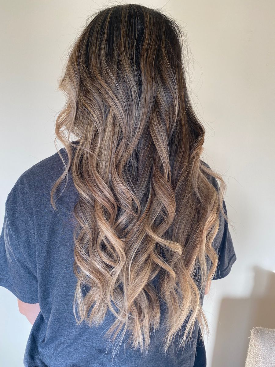 Blonde Balayage On Asian Hair Balayage Asian Hair Asian Hair Blonde Balayage
