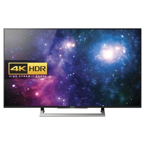 Sony Bravia Kd43xd8088bu Smart 4k Ultra Hd Hdr 43 Inch Led Tv