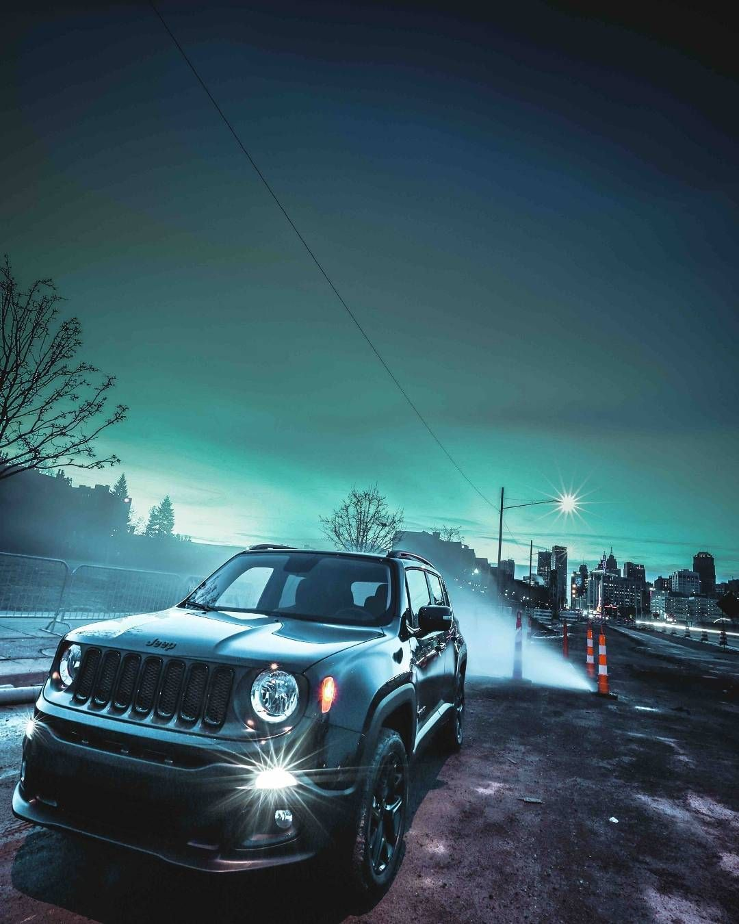 It Conquers Trails And Can Take On The Bad Guys The Jeep Renegade Dawn Of Justice Special Edition Ba Jeep Renegade Jeep Renegade Trailhawk Jeep Lifestyle