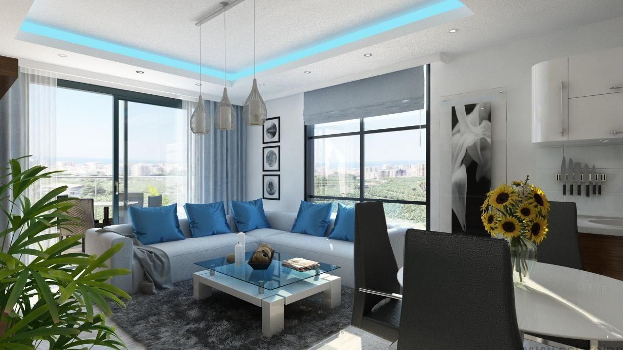 Four Bedroom Duplexes In A Luxury Residential Complex Near
