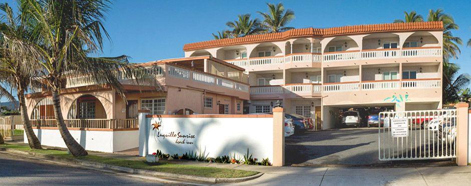 Luquillo Sunrise Beach Inn Ocean Front Hotel In Puerto Rico