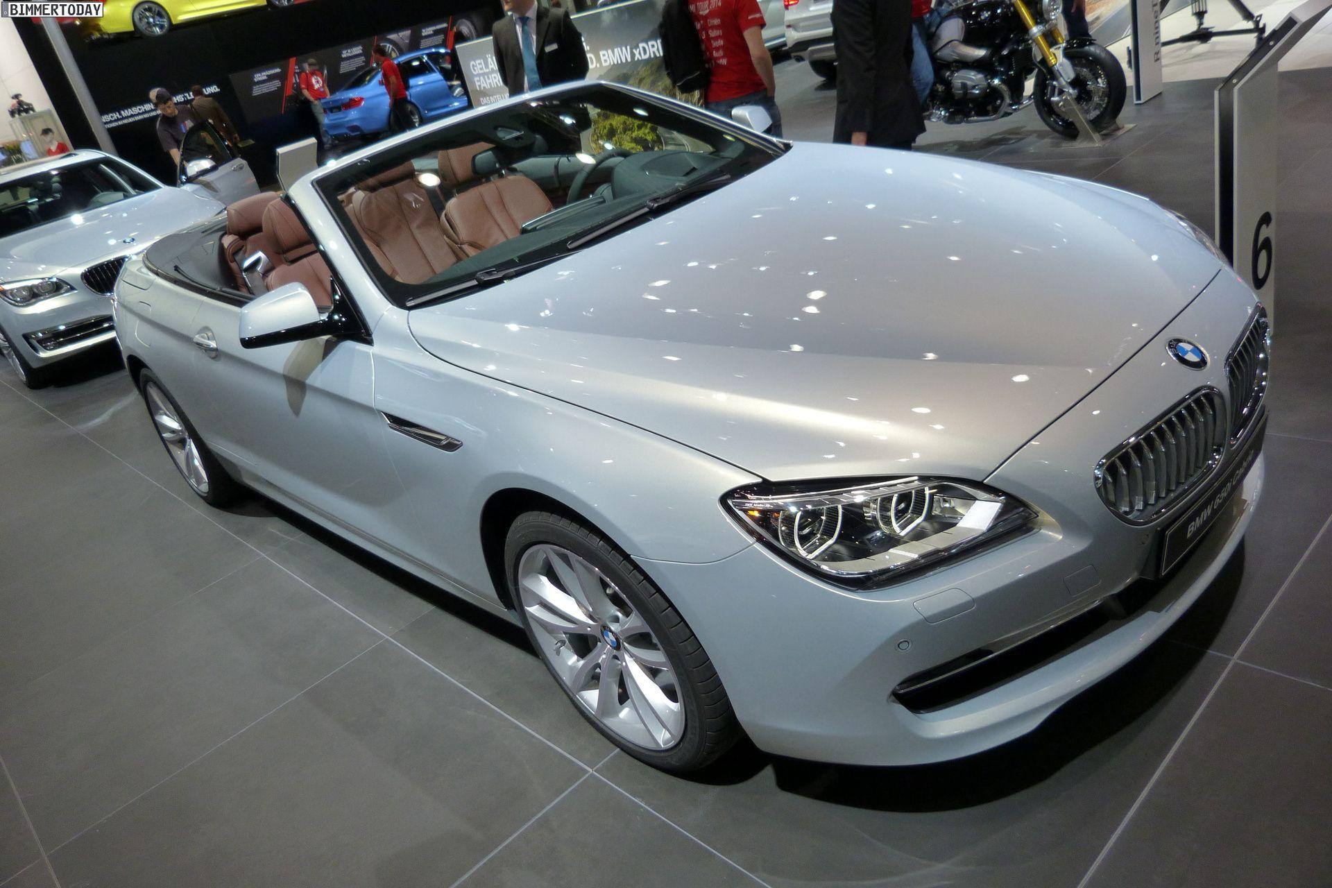 Bmw Individual Mondstein Metallic 6er Cabrio F12 Bmw Car