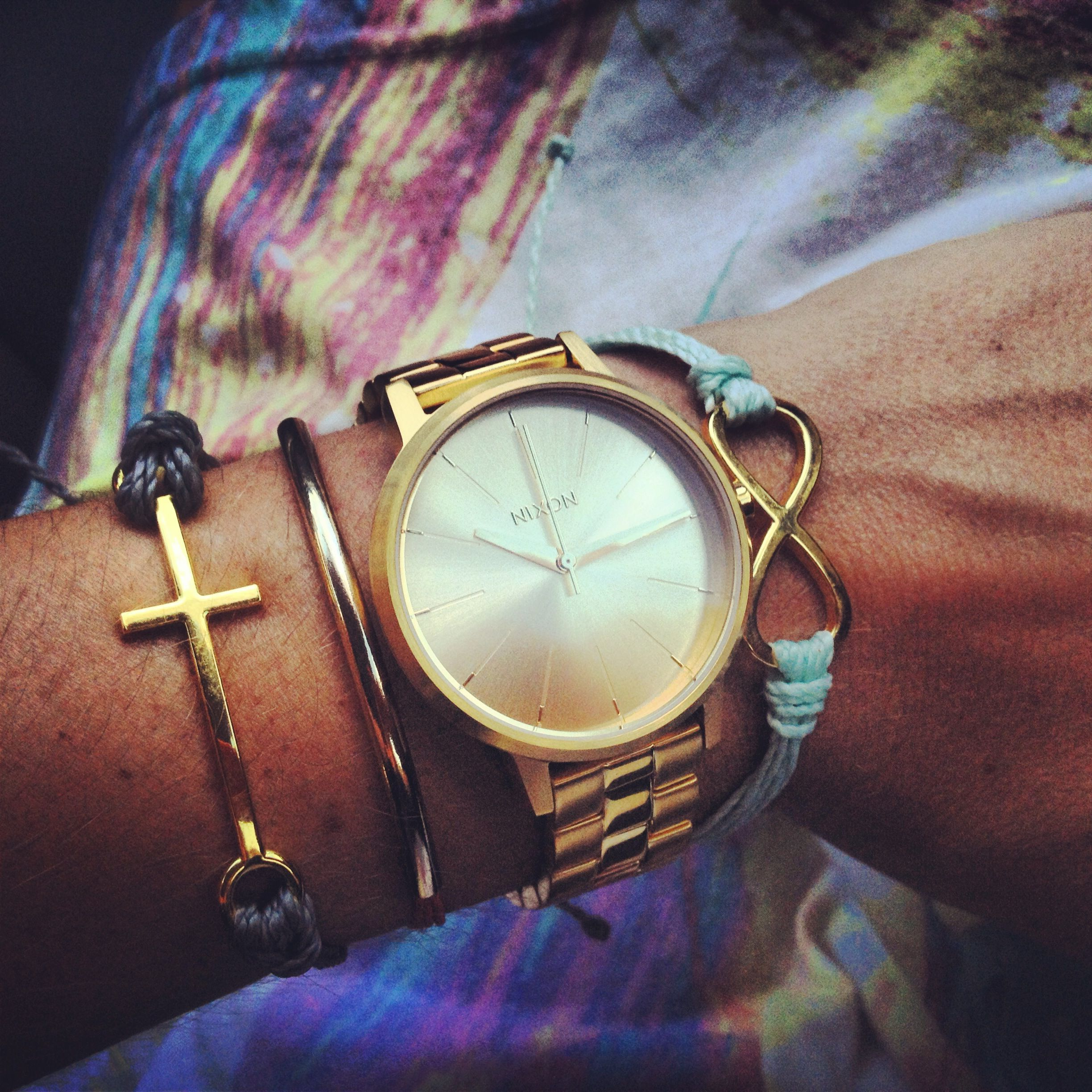 nixon x puravida The Kensington What time is it Watches