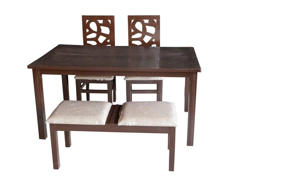 Super Buy Bantia Mini Dine Bench Model Dining Set 4 Online India Machost Co Dining Chair Design Ideas Machostcouk