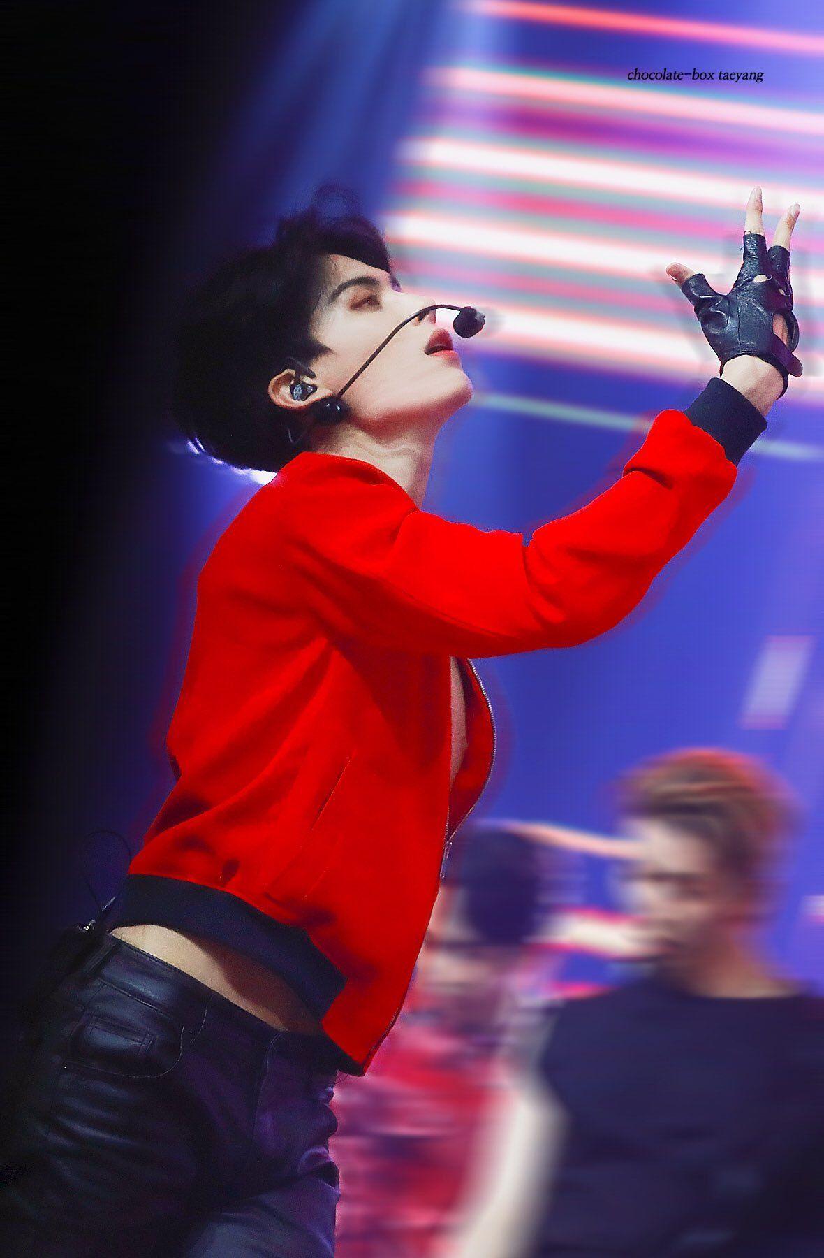 190828 Idol Live Ilog U Concert Cr Chocolate Box Do Not Edit Sf9 Taeyang Sf9 Taeyang