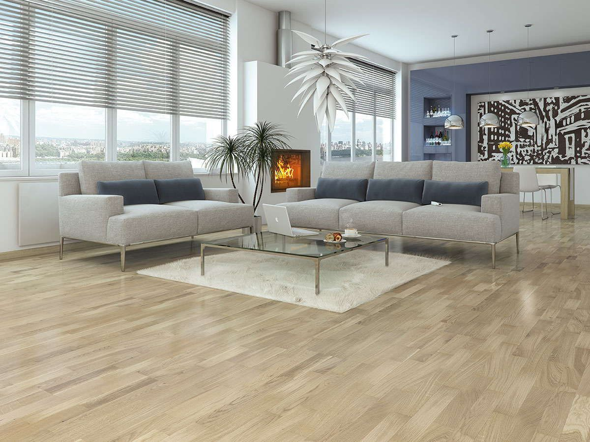 Engineered wood floor reviews - Natura Oak Sands Newry Engineered Wood Flooring More