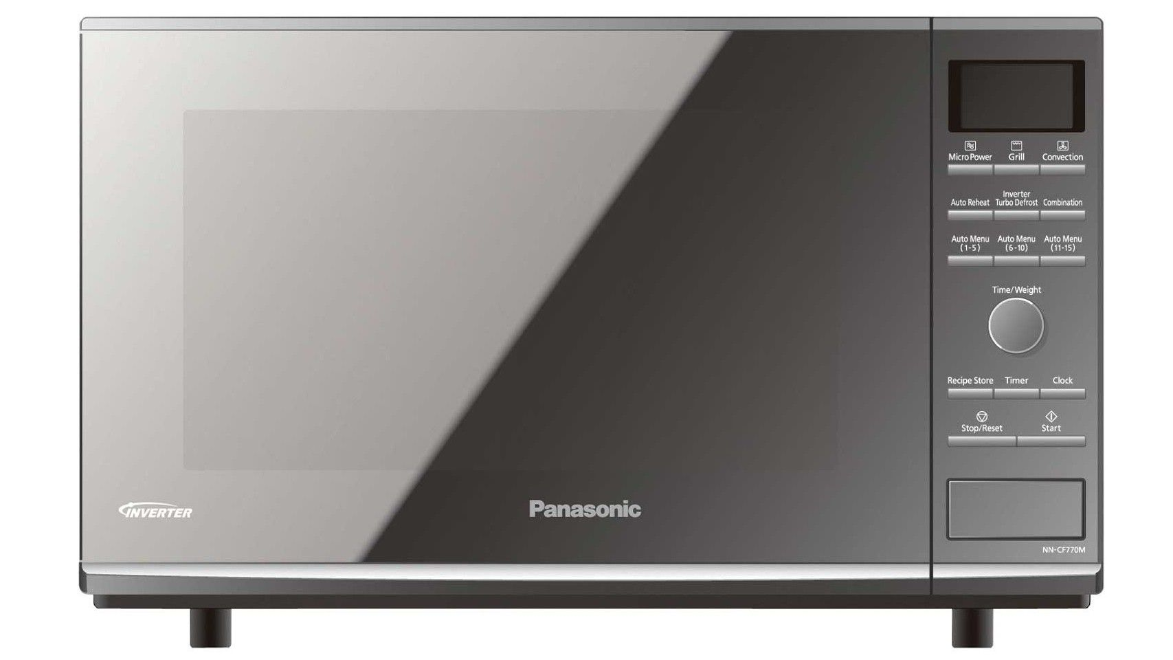 Panasonic 27l Convection Flatbed Microwave Oven