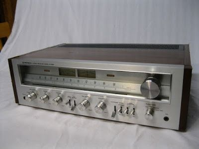 Vintage Electronics: 70's Vintage Pioneer SX-650 Stereo Receiver