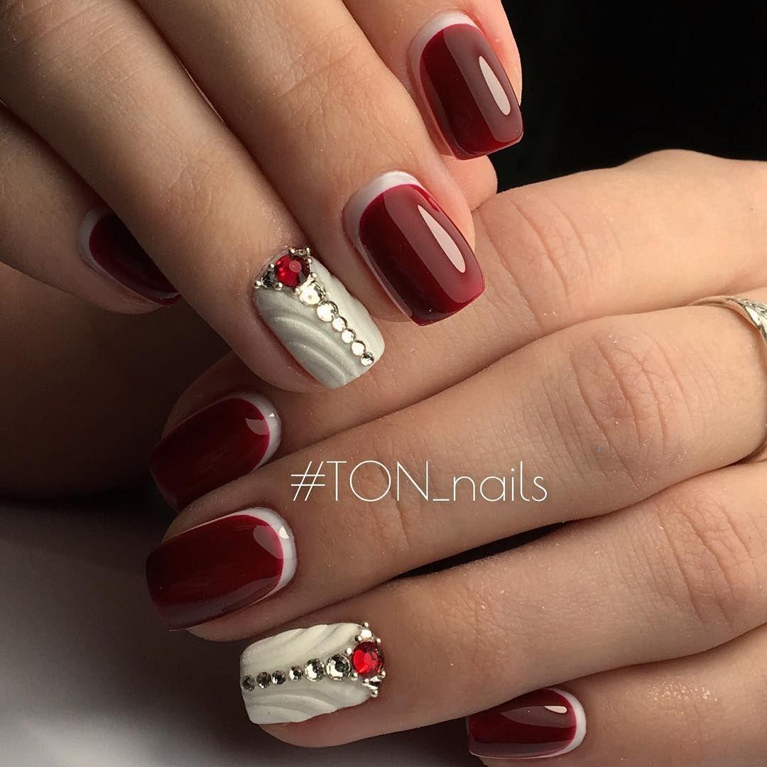 Nail Art #3355 - Best Nail Art Designs Gallery | Pinterest | Reverse ...