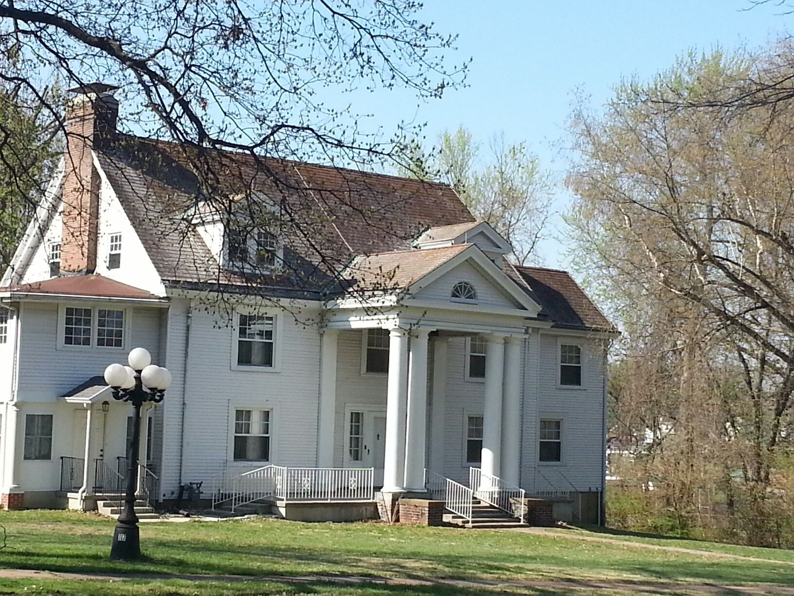 Old Town Ferguson historic home. | Ferguson, Missouri | Pinterest