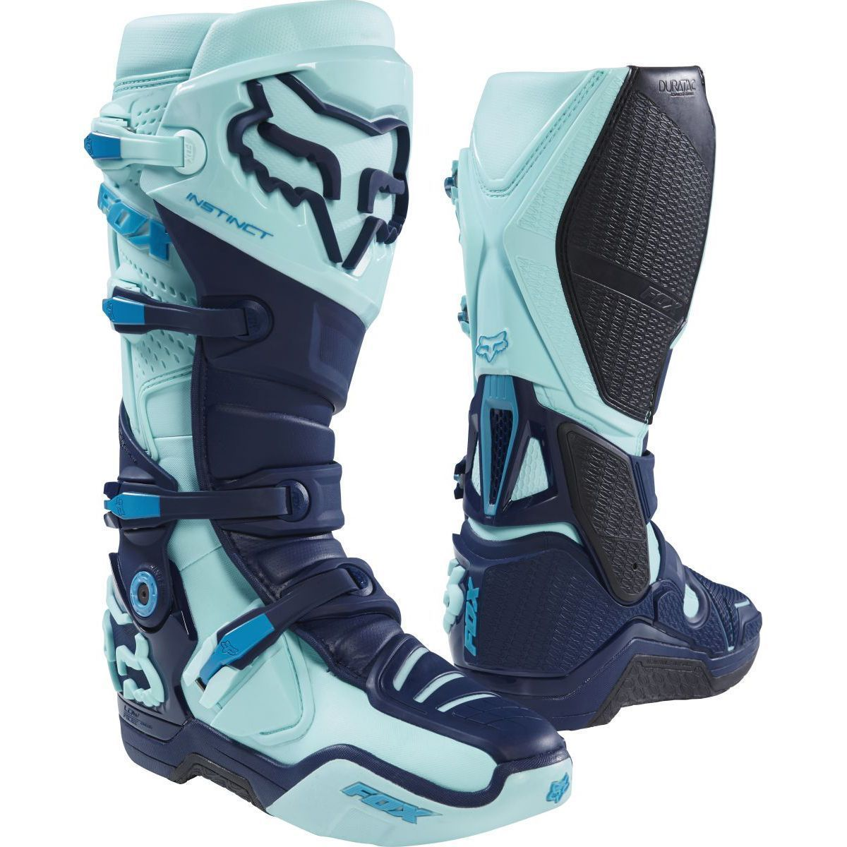 Fox 2016 LE Ken Roczen Seca Ice Blue Instinct Boots Bike