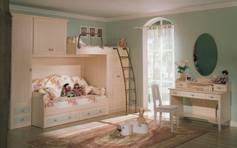 Couleur chambre enfant et idées de décoration Architecture