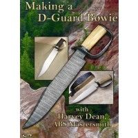 Making a D-Guard Bowie with Harvey Dean, ABS Mastersmith | ShopBlade.com