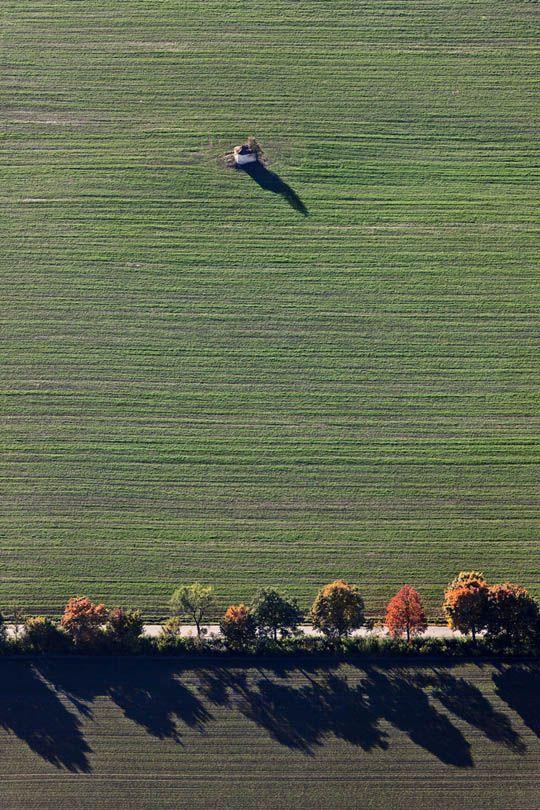 Photographies minimalistes prises d 39 un avion for Photographie minimaliste