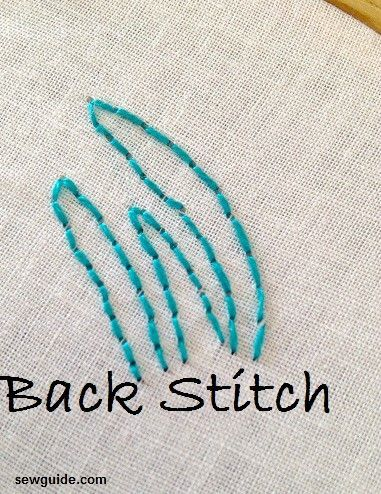 How To Do Running Stitch Its 9 Beautiful Variations Sew Guide Back Stitch Sewing Stitches Stitch Lines