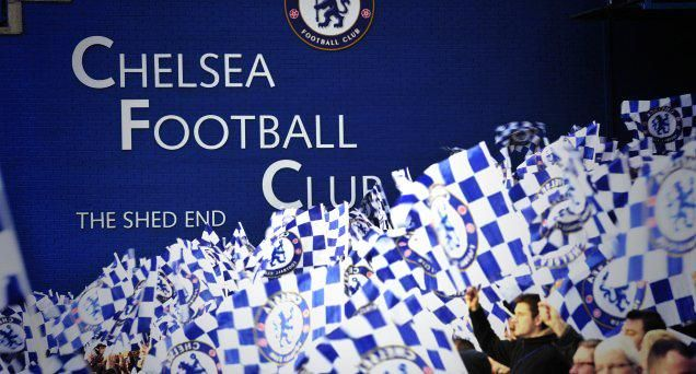 WE LOVE YOU CHELSEA ...