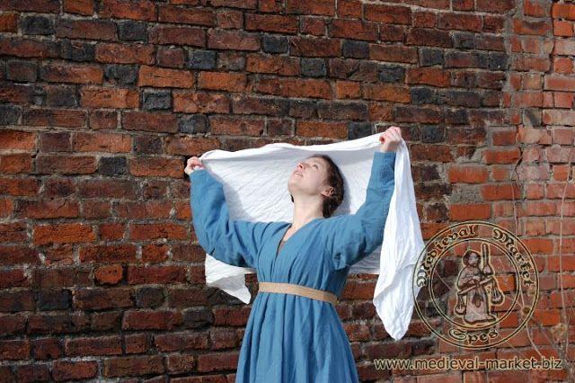 я люблю историческую одежду: средневековый моду