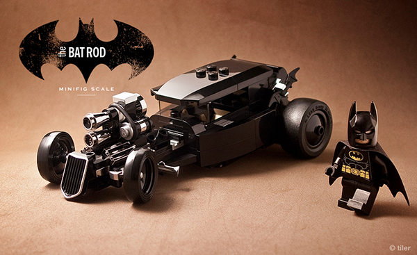 Batman Lego coming soon