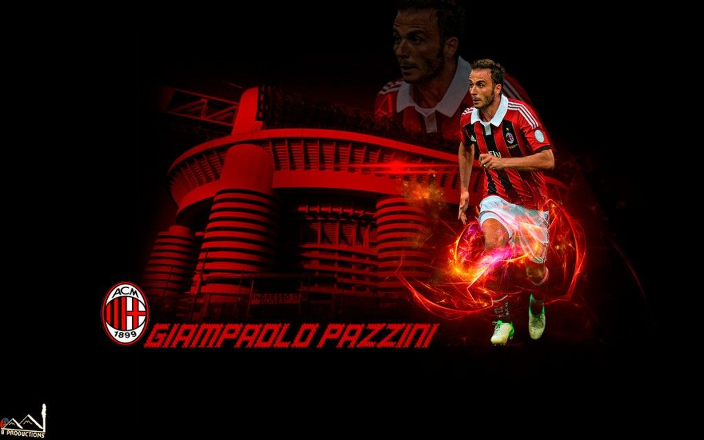 Giampaolo Pazzini Ac Milan 2012-2013 Best HD Wallpapers ...