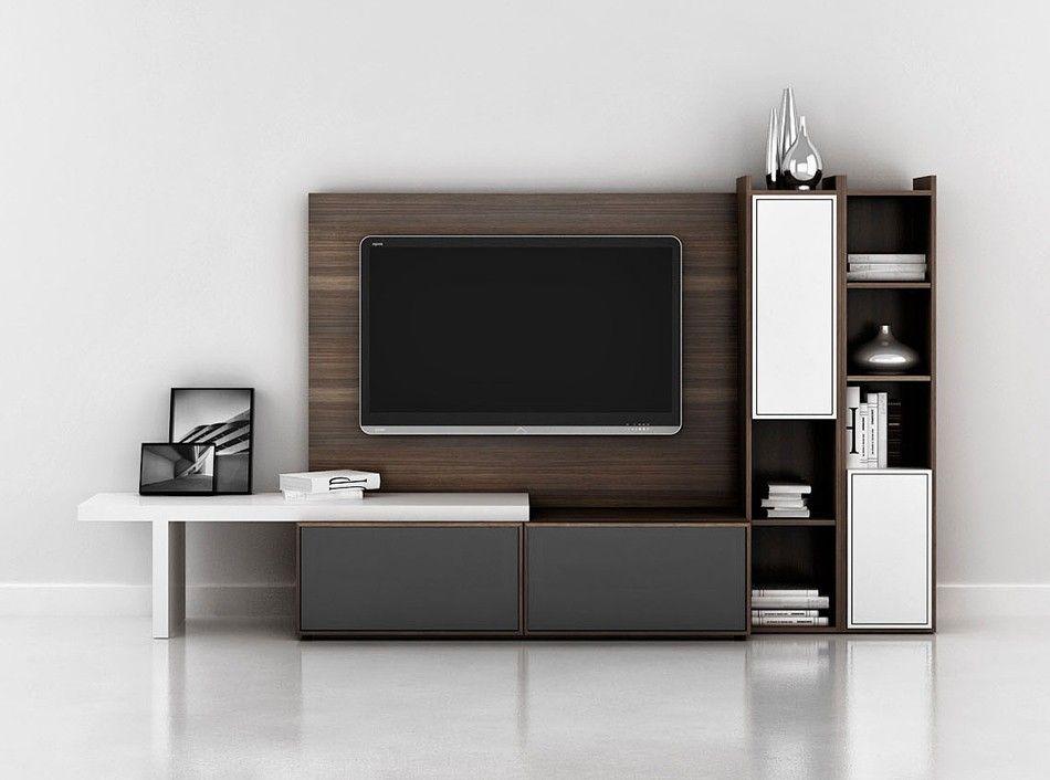 Modulares Para Living, Tv, Lcd, Led. Wall Unit, Muebles Para Tv, Racks,  Rack, Modulares, Muebles Para Lcd, Muebles Modernos Lcd, Muebles Led, ...