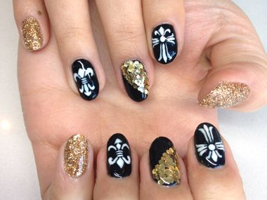 Chi and Ki Nail Bars' Spring Lookbook - Spring Nail Art | Los Angeles - DailyCandy