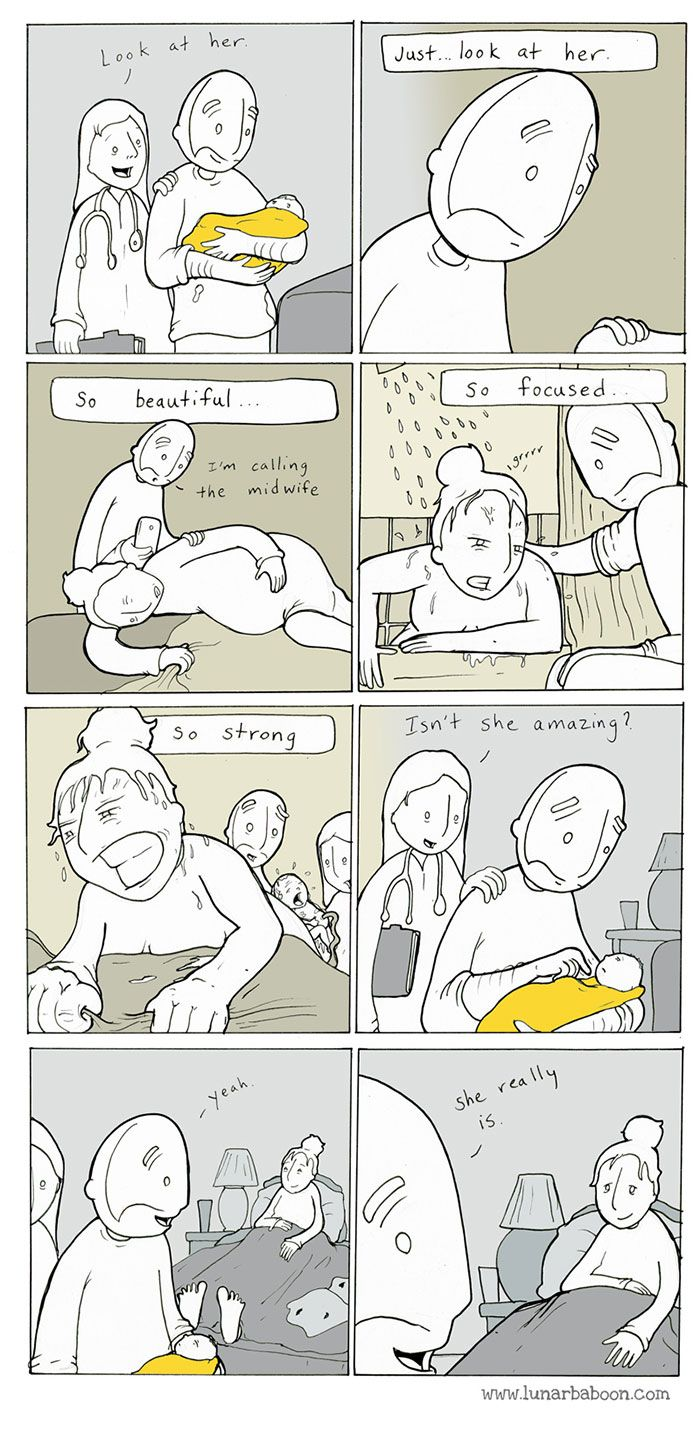 22+ Hilarious Father & Son Comics That Perfectly Explain Parenting