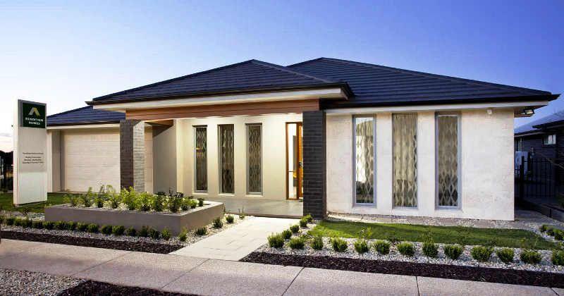 56 Desain Rumah Mewah 1 Lantai Lantai Modern Minimalis