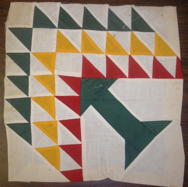 lake Quilting Patterns | The barn sign is a quilt block pattern ... : apple tree quilting - Adamdwight.com