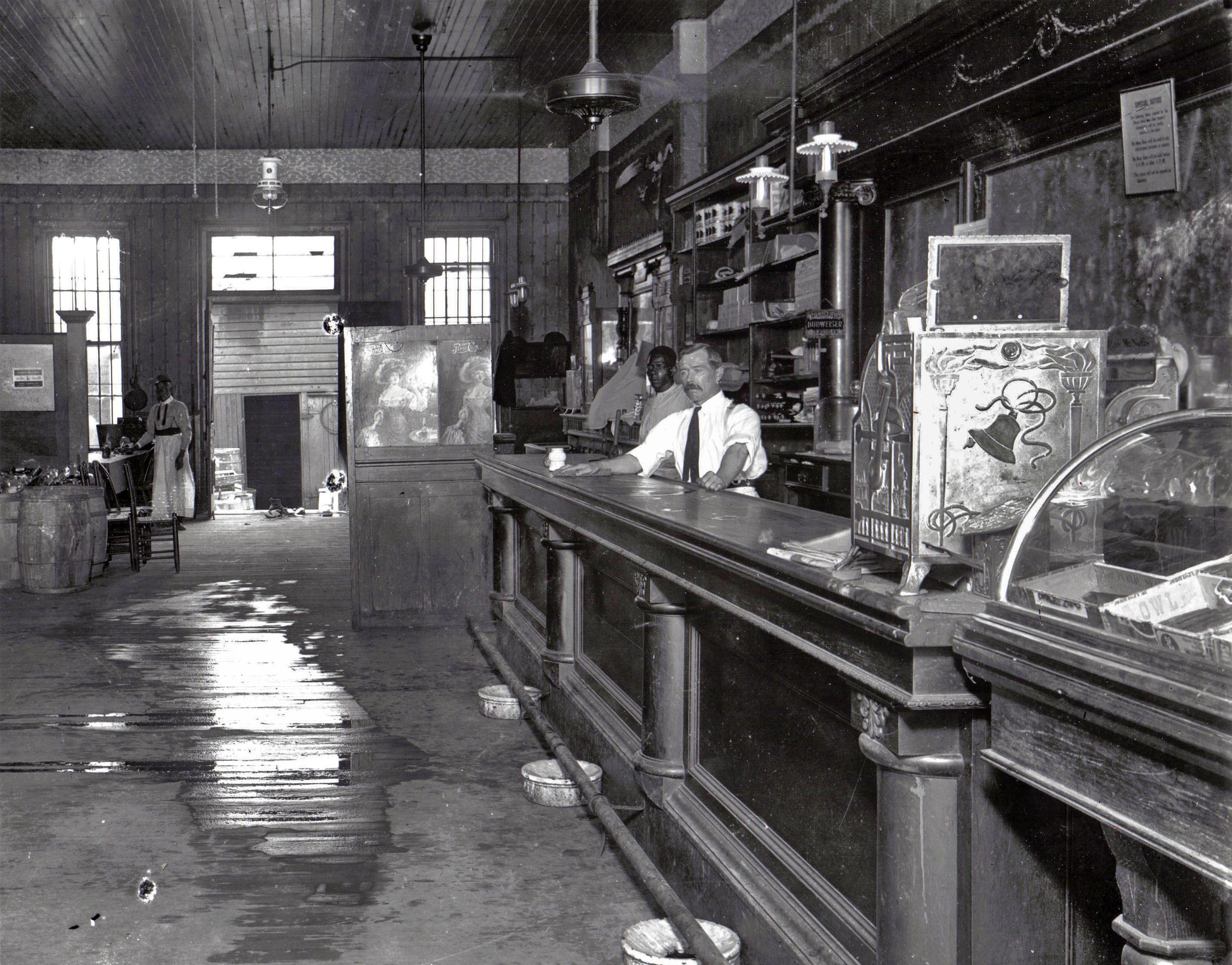 1904 Tap Room San Francisco 1890 1920 Progressive