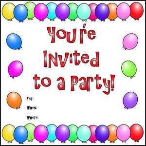 Birthday party google search short notice cleans pinterest kids birthday party invitations stopboris Images