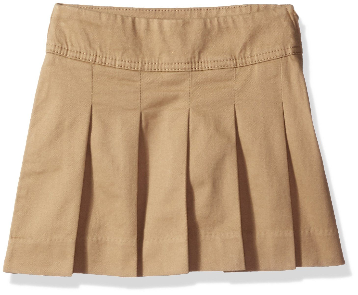 The Children's Place Big Girls' My Favorite Uniform Skort, Sesame, 6X/7