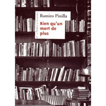 Le jeune Sancho Bordaberri, librairie à Getxo, au Pays basque, écrit des romans policiers. Il rêve d'égaler ses modèles (Hammet, Chandler, Cain…) mais tous ses textes sont refusés par les maisons d'édition. Il manque de renoncer mais se ravise et décide de remettre au jour une vieille affaire : un crime réel dont le coupable n'a jamais été découvert.  http://nantilus.univ-nantes.fr/vufind/Record/PPN18539762X