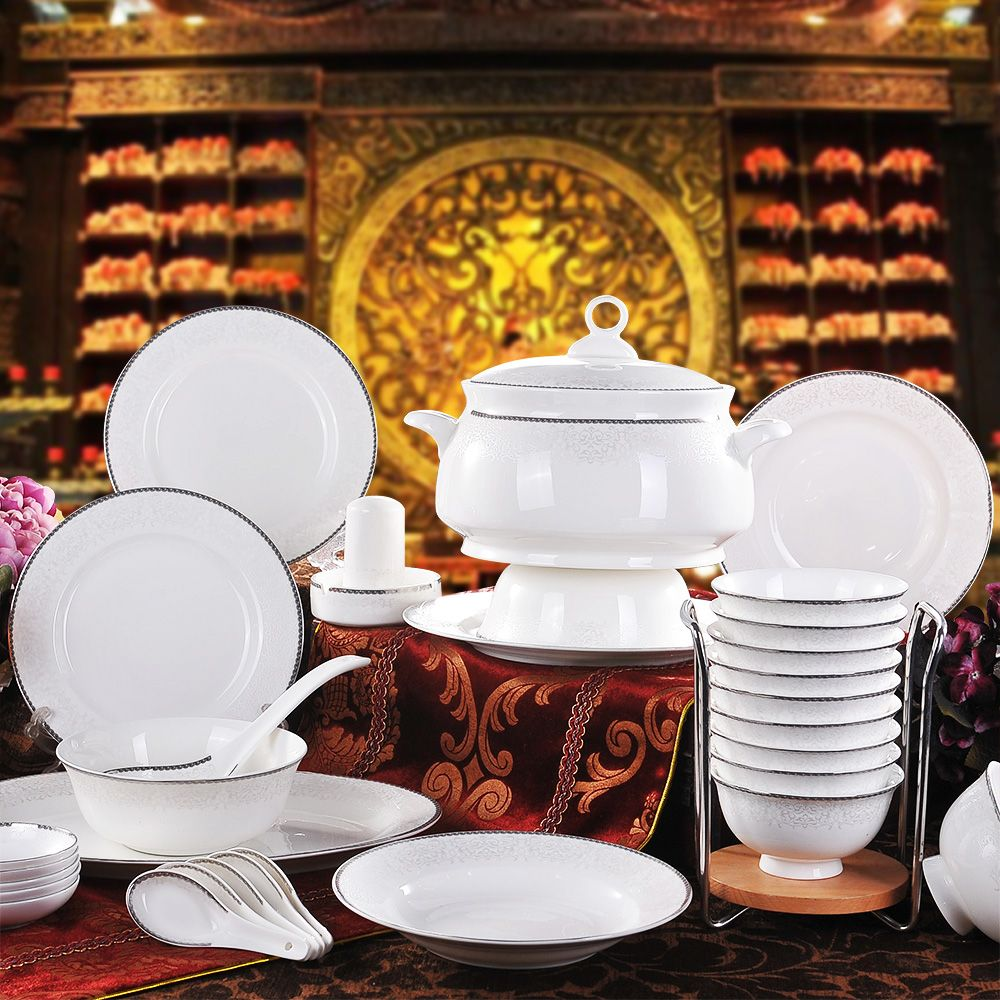 56 quality bone china dinnerware set dishes plate 28 lusterware married $666.25 & 56 quality bone china dinnerware set dishes plate 28 lusterware ...