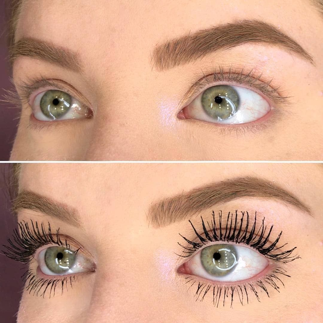 ede52b394f4 Peep @paulawwolf's B/A with our gifted™ Amazonian clay smart mascara! SHARE  your B&A using ANY of our mascaras w/…