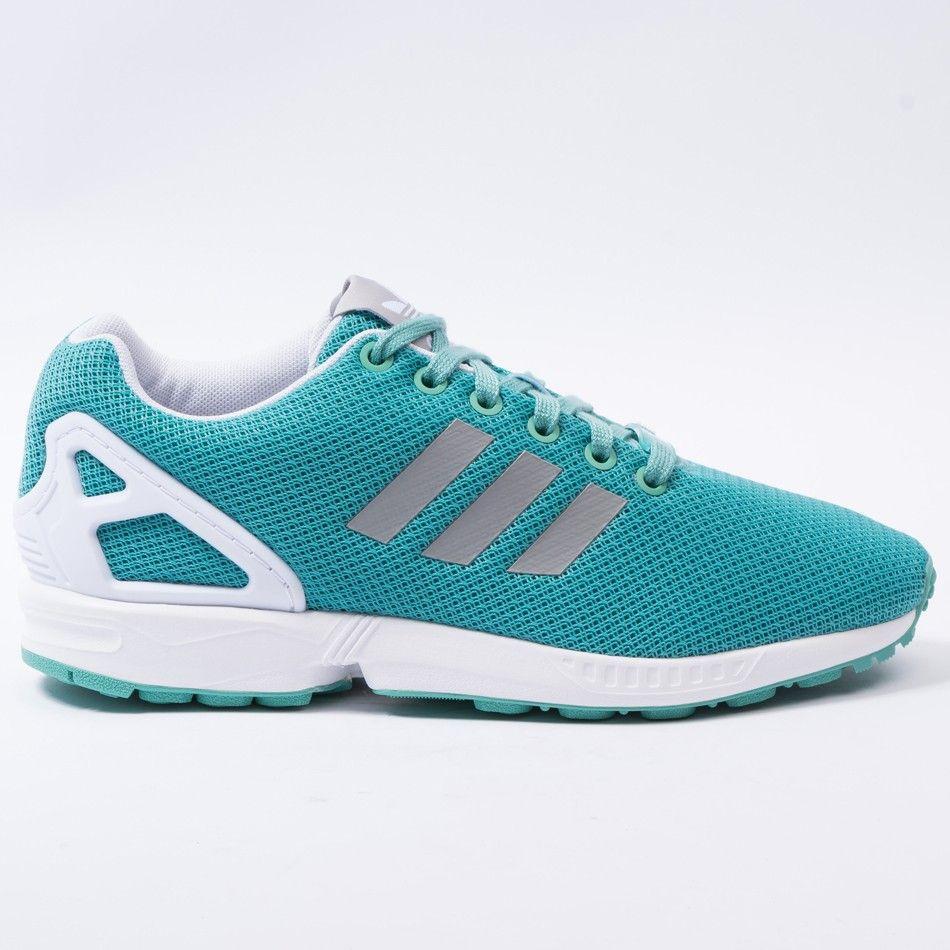 Adidas zx flux w stfaoc/mgsogr/ftwwht