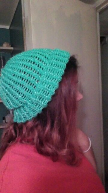 10$ home made beanie