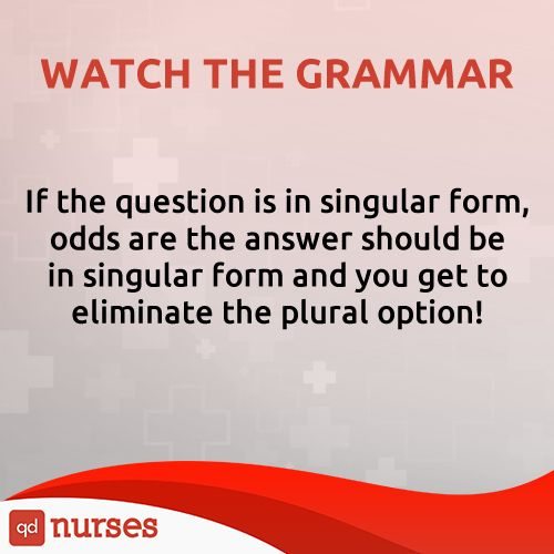 Watch The Grammar Nclex Nursing School Tips Nursing School Memes