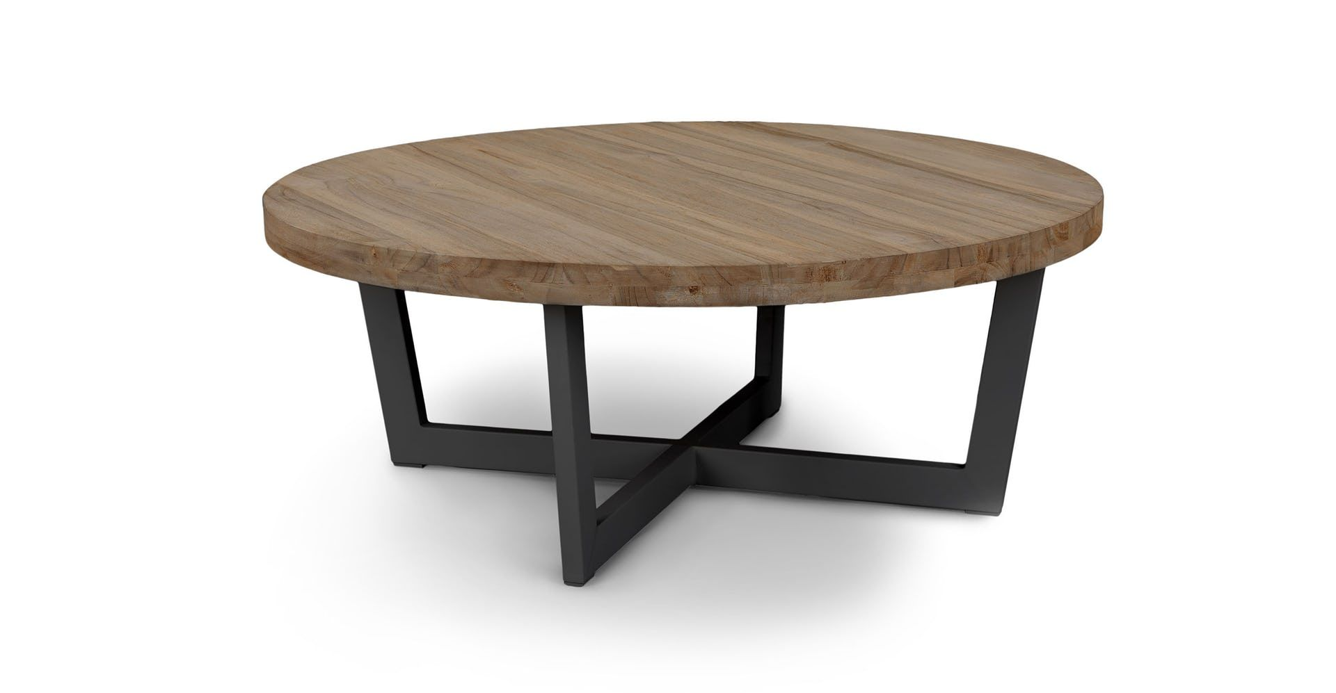 Toba Vintage Brown Coffee Table Coffee Table Brown Coffee Table Living Room Decor Furniture