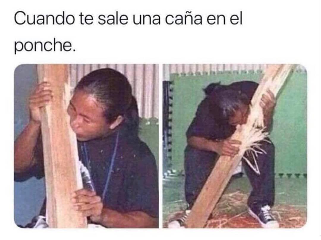 Puros Memes Chingones On Instagram Wee Y Lo Peor Esque Si Eh Hispanicsbelike Hispanicmeme Reaction Pictures Mexican Memes Hispanics Be Like