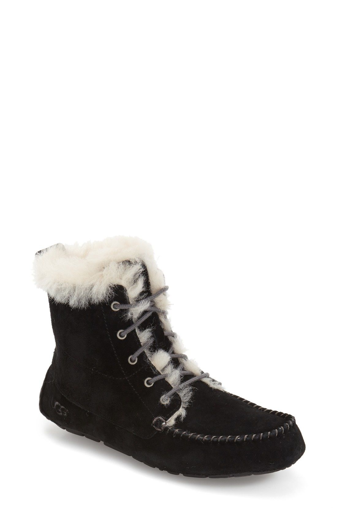9264adf8387 UGG® 'Chickaree' Bootie (Women) available at #Nordstrom | Cool Boots ...