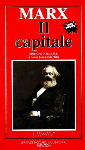Marx К. - Il capitale