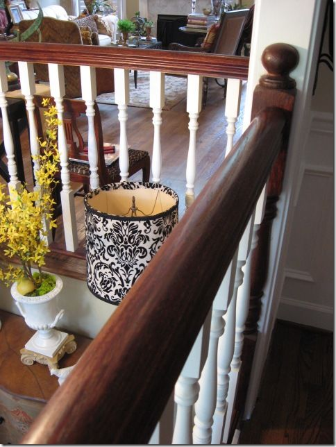 Best Staining An Oak Banister Oak Banister Staining Hardwood 400 x 300