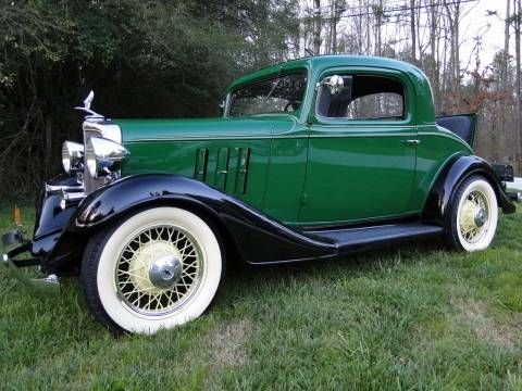 1933 chevrolet 3 window rumble seat coupe chevrolet for 1933 chevy 3 window coupe