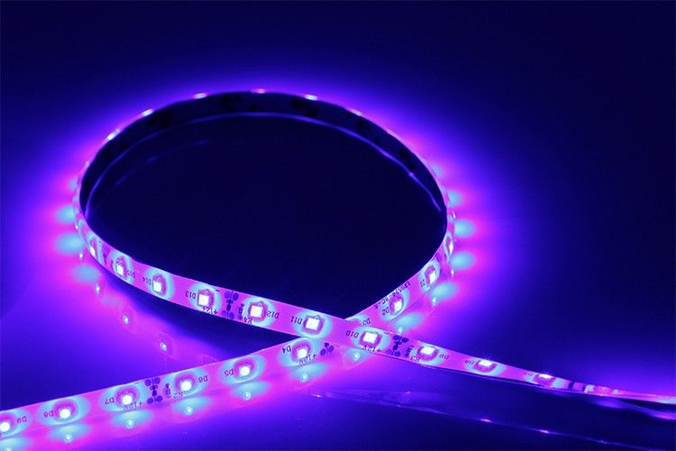 5M Waterproof 300 SMD 12V Flexible RGB 335 LED Strip Lights Decorative Light Strips For House View Led KEEN Product Details From Guangzhou