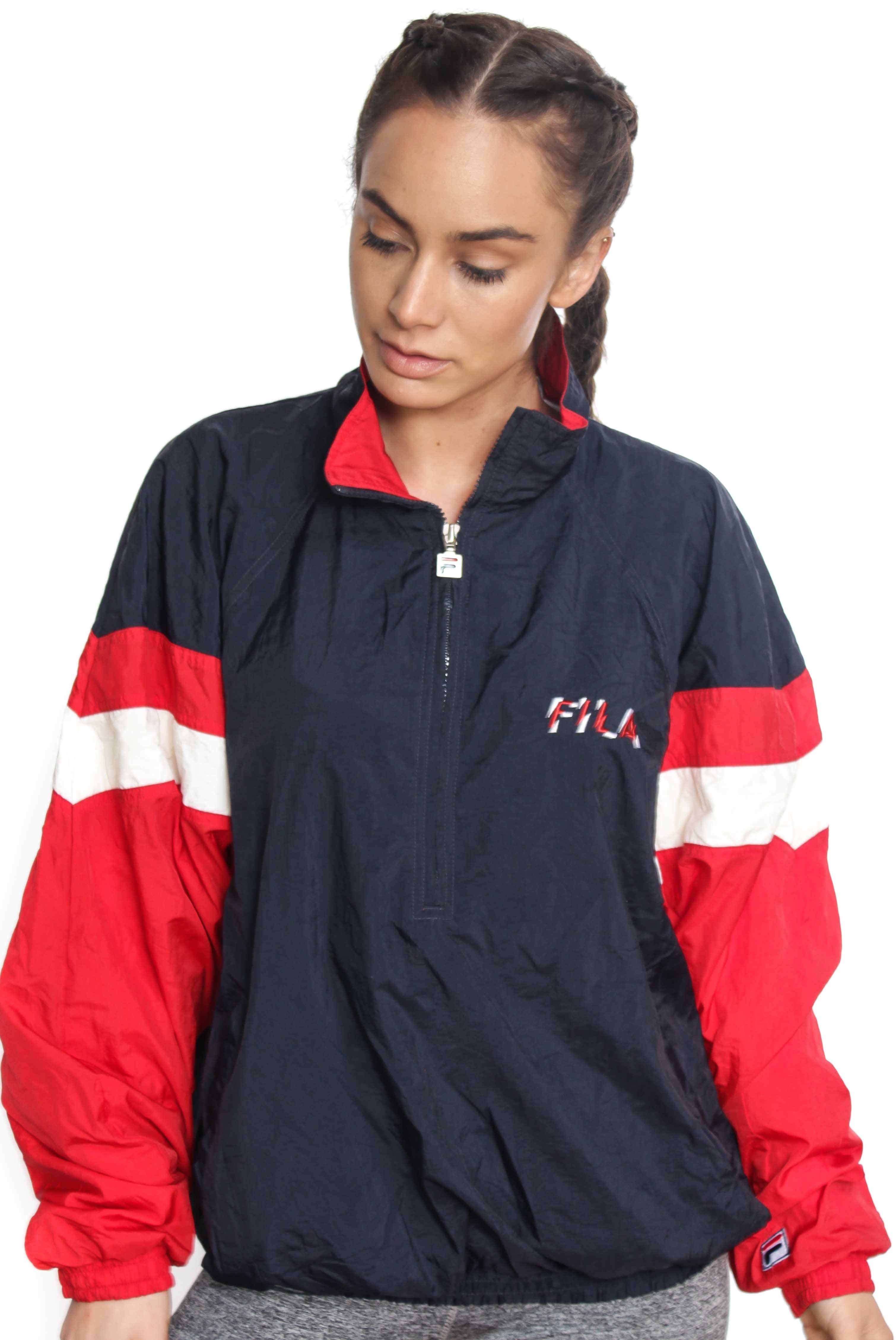 eb3012c839 Vintage Fila Spray | VMP WOMENSWEAR | Vintage, Jackets, Fashion
