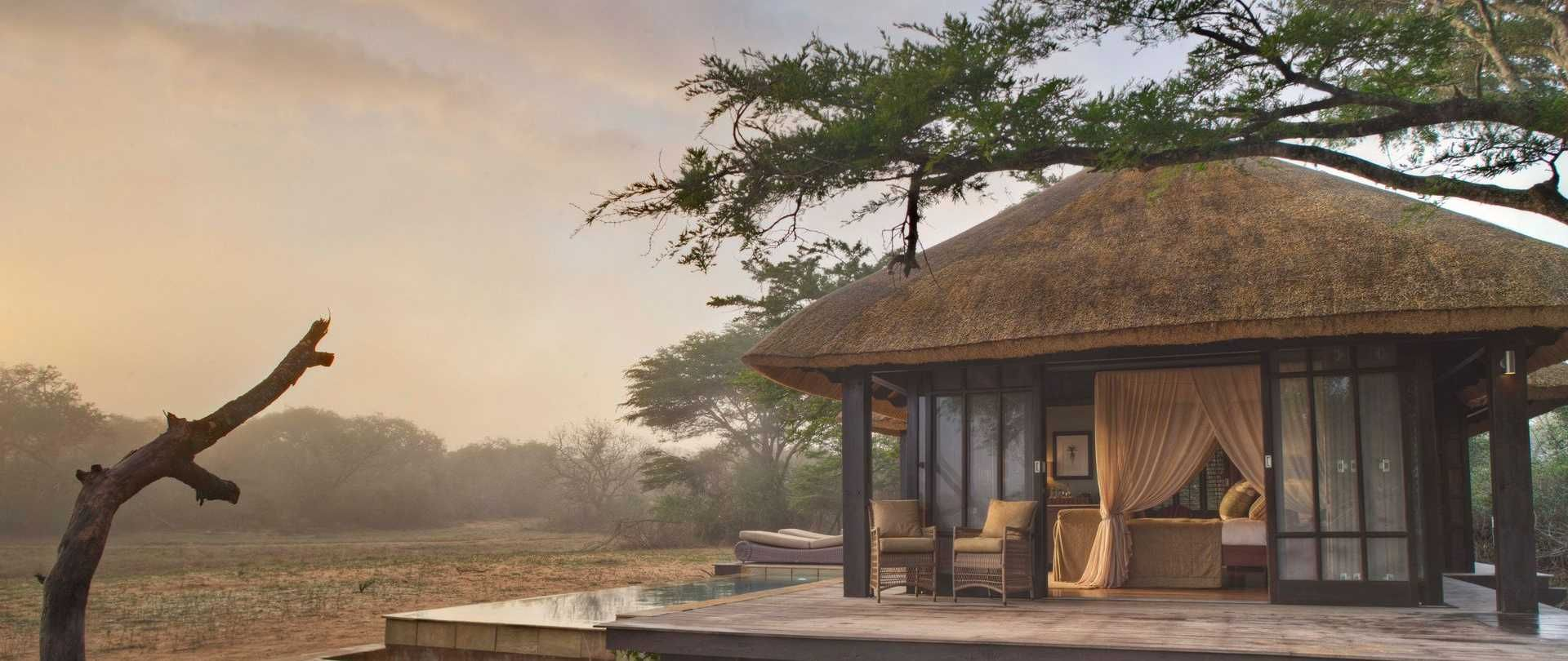 andBeyond Phinda Vlei Lodge Cool places to visit, Luxury