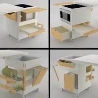 opciones para iluminacion y ventilacion cocina pequeña - Buscar con Google
